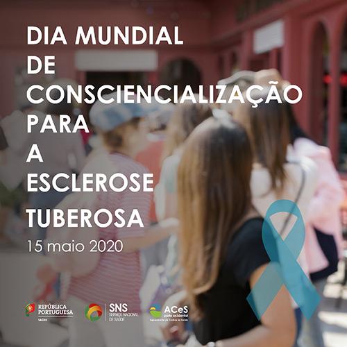 Dia Mundial de Consciencialização para a Esclerose Tuberosa 2020
