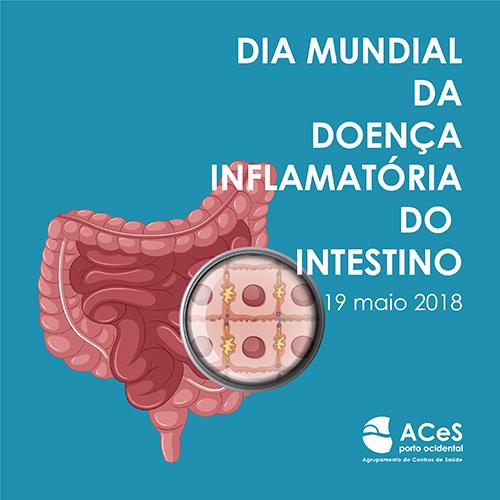 Dia Mundial da Doença Inflamatória do Intestino 2018