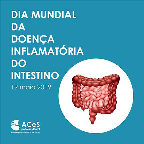 Dia Mundial da Doença Inflamatória do Intestino 2019