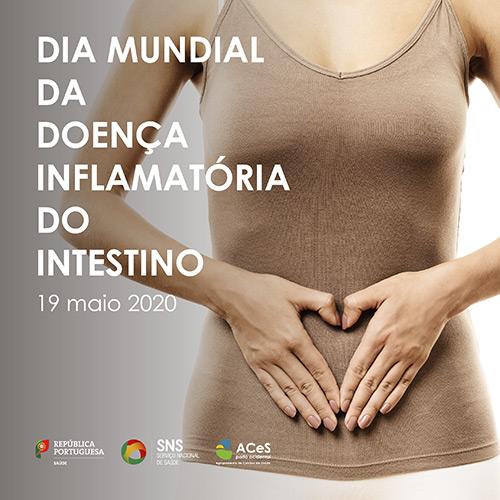 Dia Mundial da Doença Inflamatória do Intestino 2020