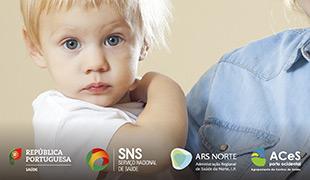 Dor de ouvidos no bebé e criança pequena