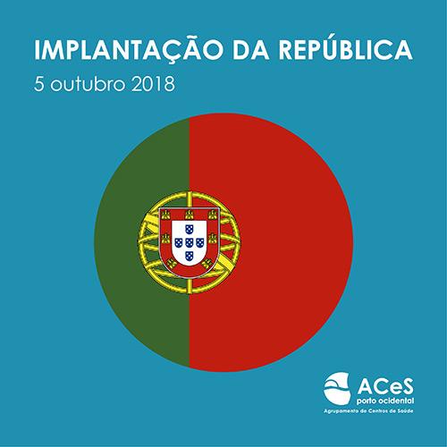 Implantação da República 2018