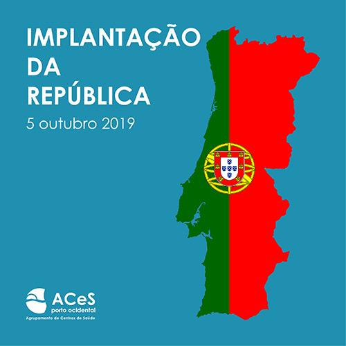 Implantação da República 2019