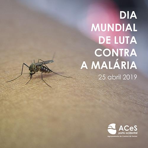 Dia Mundial de Luta contra a Malária 2019