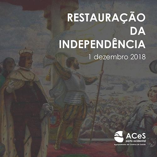 Restauração da Independência 2018