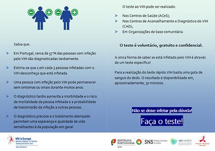 Semana Europeia do Teste VIH-Hepatites