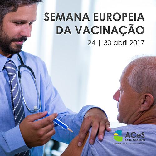 Semana Europeia da Vacinação 2017