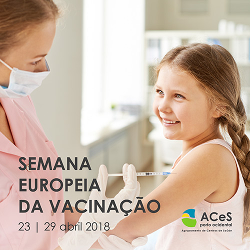 Semana Europeia da Vacinação 2018