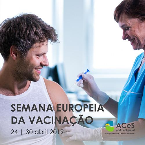Semana Europeia da Vacinação 2019