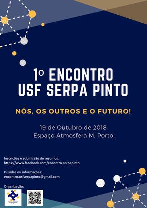 1º Encontro USF Serpa Pinto