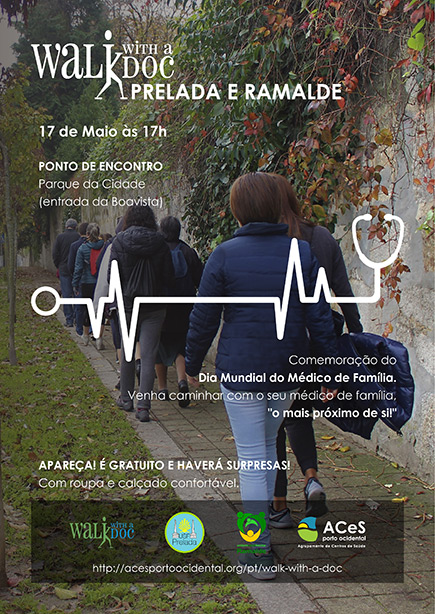 Walk With a Doc | Prelada e Ramalde